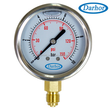 Hot sale custom made pressure gauge movement with high quality