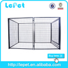 2015 wholesale welded wire mesh strong stainless steel dog kennel