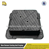 September purchasing section sells OEM triangular grey cast iron manhole cover price