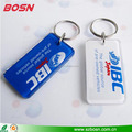Manufactory transparent customized size acrylic keychain wholesale