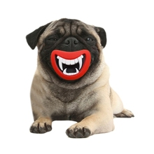Funny High Quality Cheap Price pet supplies toys Halloween Teeth Pet Sound Production Toys halloween dog toys
