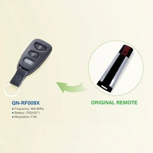 Compatible with Sommer Garage Door 868.8Mhz Transmitter Remote Control QN-RF009X