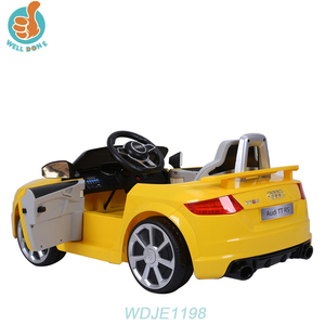 WDJE1198 Licensed Audi TT RS Remote Control Vehicle Toy /Led Light Bulb For Car