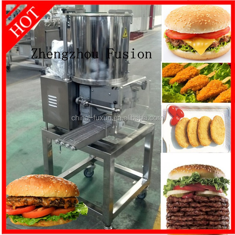 2015 CE Approved Automatic chicken beef potato shrimp burger