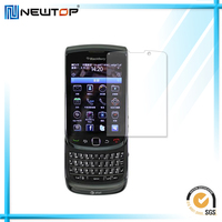 Mobile phone lcd invisible shields for blackberry 9800 9810
