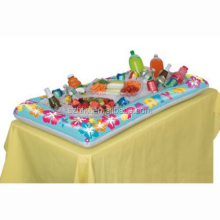 inflatable salad bar Outdoor Patio Tray Cooler Serving Buffet