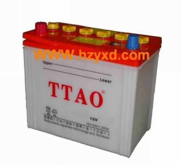 12V/44AH Used Forklift Battery 54524