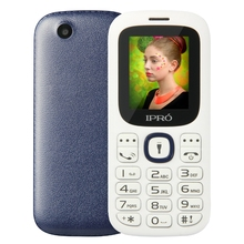 iPro i3185 1.77 Inch Quad Band Dual SIM 800mAh Battery Low Price China Mobile Phone small size cell phones