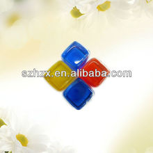factory direct selling transparent resin ice stones