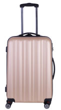 hot selling vintage abs luggage suitcase trolley suitcase DC-9119
