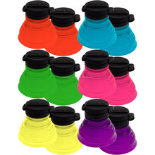 AS SEEN ON TV product 6 pcs bottle tops can convert set