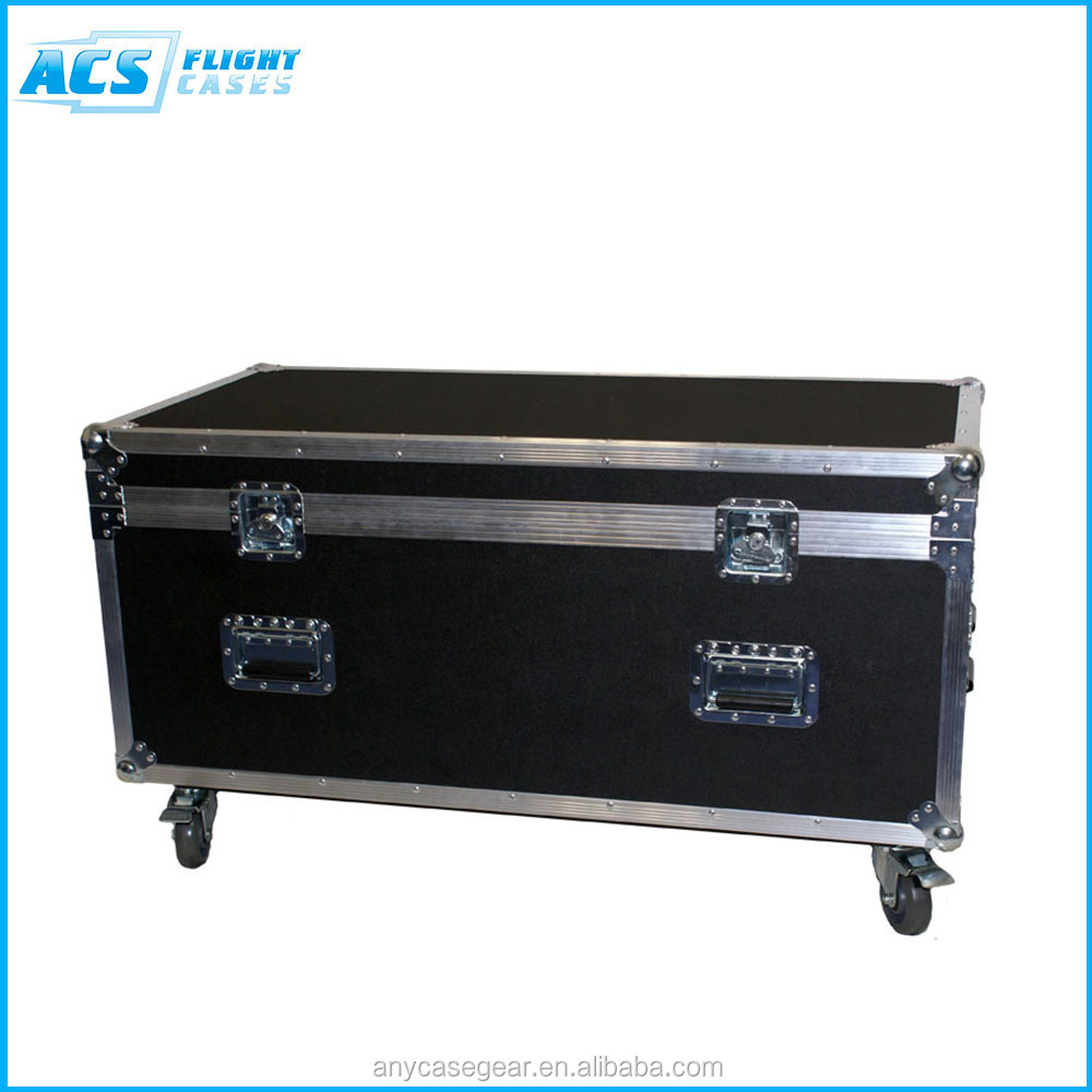 ACS Professional Custom Large Cable Packer Rack Road Aluminium Flight Case for sale