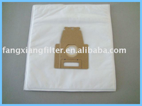 OEM 002 Home/Industry Vacuum Cleaners nonwoven filter dust bag ISO RoHS
