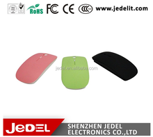 Ergonomic Computer Accessory Full color 3Doptical Wireless Mouse W110