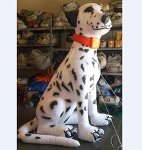 High quality inflatable helium dalmatian
