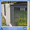 Alpha Steel Fencing / Front And Garden Fences / decorative garden fence