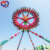 Amazing amusement park outdoor swing big pendulum rides