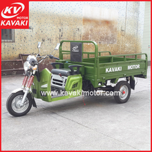 Guangzhou Kavaki Tricycle Factoey New Design Zongshen 110cc Engine Three Wheel Scooter Thailand Popular Model