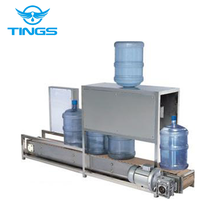 19 liter/5gallon/big bottle can mineral water production line