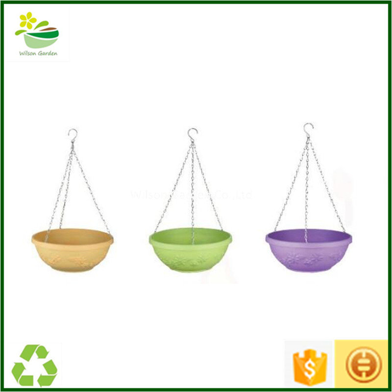 Cheap plant hanging basket flower hanging basket