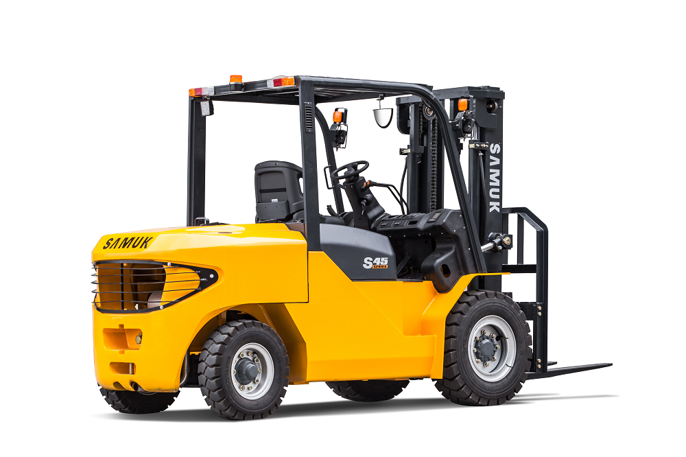 5ton Diesel Forklift Truck with Mitsubishi engine