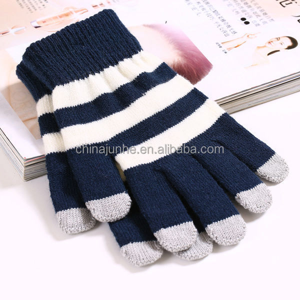 2014 Best Wholesale Promotional Cheap Cell Phone Screen Touch A Car Winter Glove