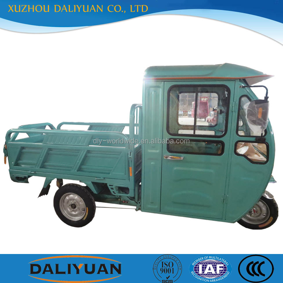 Daliyuan electric for cargo schwinn tricycle big wheel tricycle
