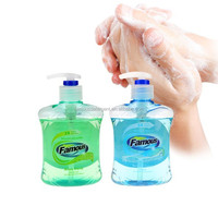 Famous 300ml hand wash liquid soap