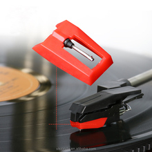 Turntable needle replacement pickup stylus for record player