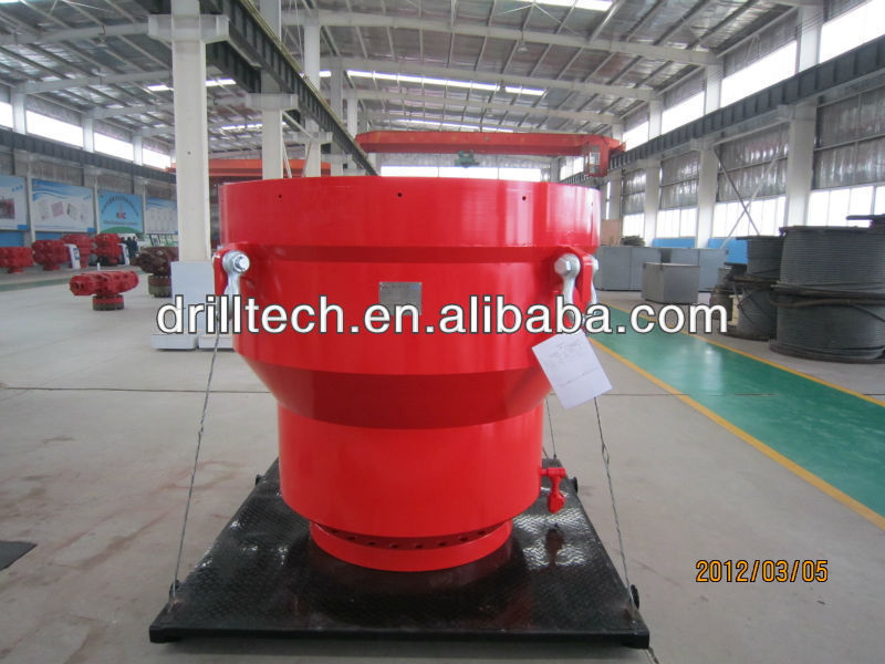 "29 1/2""-500psi Diverter system for drilling well"
