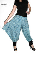 Chiangmai Viscose pants Over size ,Aladdin pants,Belly dance pants with hippie style