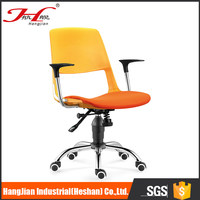 Modern design S206A51 Hangjian height adjustment fabric swivel office chair