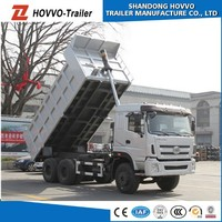 Sinotruk HOWO 6*4 Used Heavy Duty Tipper Trucks For Sale for Stone or Coal Transportation