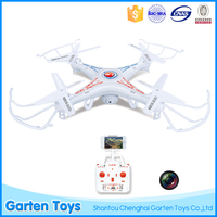 New style 2.4G real-time transmission professional white micro plastic rc drone