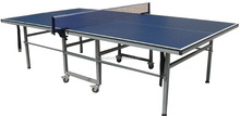 BEST SALE outdoor double folding & Movable ping pong Table