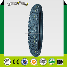 made in china motorcycle tire 2.50-17 with tube and tubeless