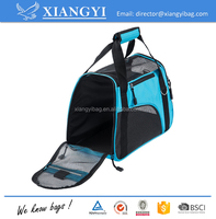 Outdoor carrier for pets dog cat comfort airlin approved travel tote soft side bag