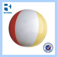 high quality inflatable beach ball for beach ball game