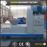 Stable Working Wood Sawdust Briquette Charcoal Making Machine