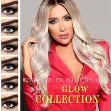 Bella glow series luminuous preal color lens natural eyes comfort cosmetic popular various design latest stylecrazy contact lens