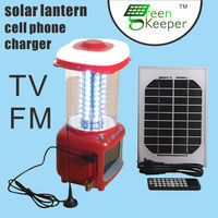2015 Top sell CHL delight solar with TV and fm radio for European Camping