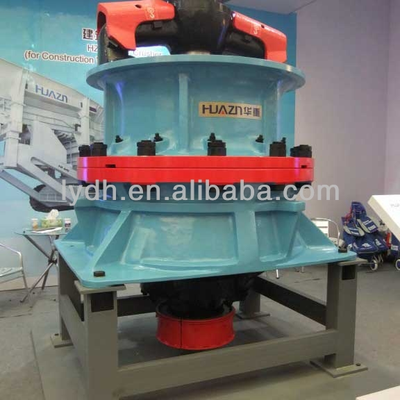 Good offer/ HUAZN DHGY hydraulic cone crusher/ crushing and mining equipment
