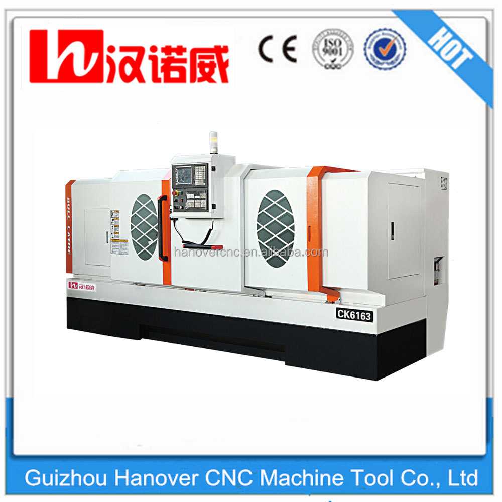 CK6163 CNC lathe machine frame design for how to product cnc lathe machine