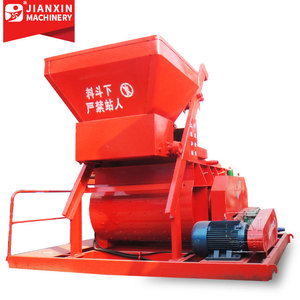 Energy-saving fast delivery concrete mixer belle