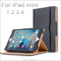 Leather Stand Folio Case Cover For iPad mini 1 2 3 4