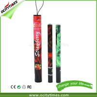 2015 Cheapest & Promotional electronic cigarette 500 puffs OEM Disposable E Cigarette Wholesale From Ocitytimes