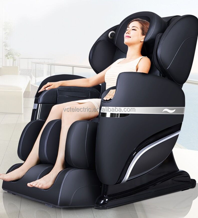 Bluetooth Music Portable Zero Gravity Healthcare 4D Massage Chair Sex