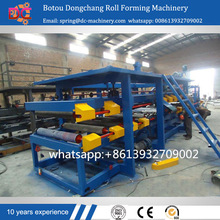 Precast EPS cement concrete sandwich panel production line