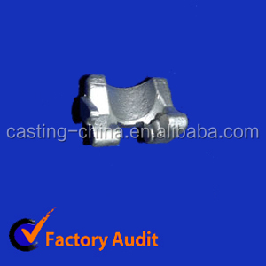 customized nodular cast iron products