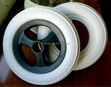customized solid wheel with customer Logo